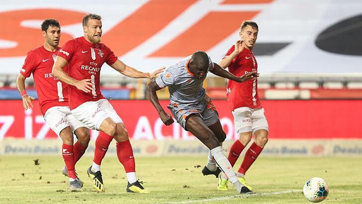 Antalyaspor'dan Başakşehir'e Fair-play tepkisi!