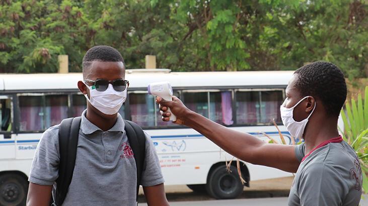Afrika'da corona virüs ölümleri 11 bini aştı