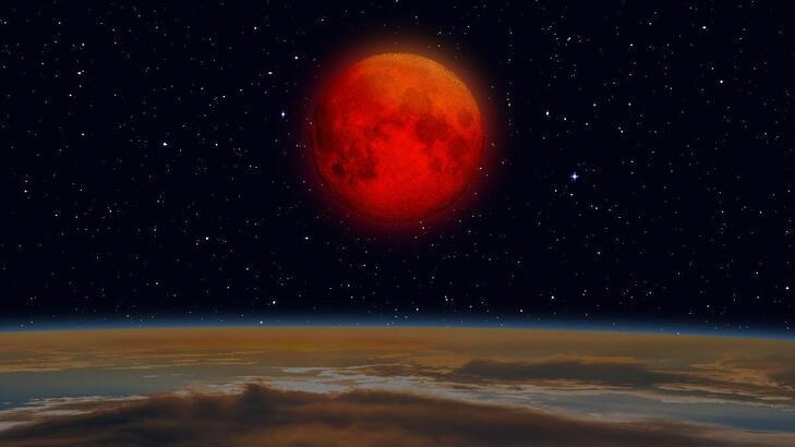 Ay tutulması ne zaman, saat kaçta olacak? 5 Temmuz Ay tutulması etkileri nelerdir? İşte 12 burç üzerindeki etkisi...