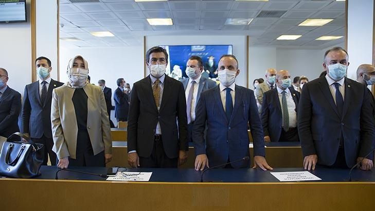 AK Parti Grup Başkanvekili Özkan'dan baro düzenlemesine ilişkin açıklama