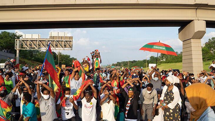 Etiyopya'daki protestolarda ölü sayısı 166'ya yükseldi