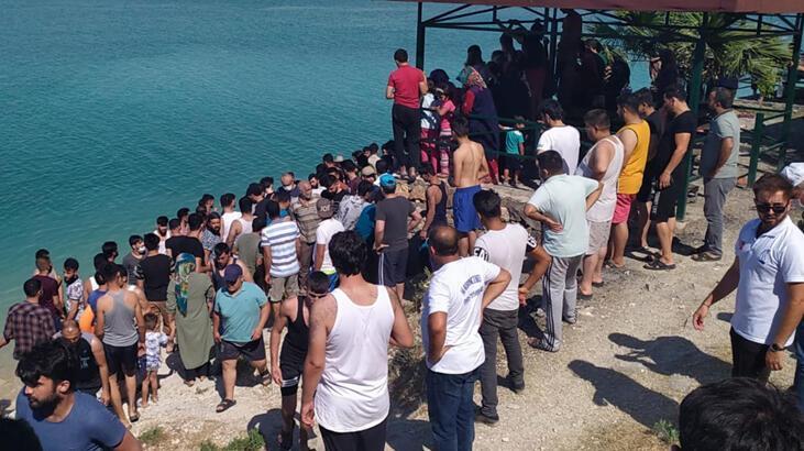 Şanlıurfa'da baraj gölüne giren bir kişi boğuldu
