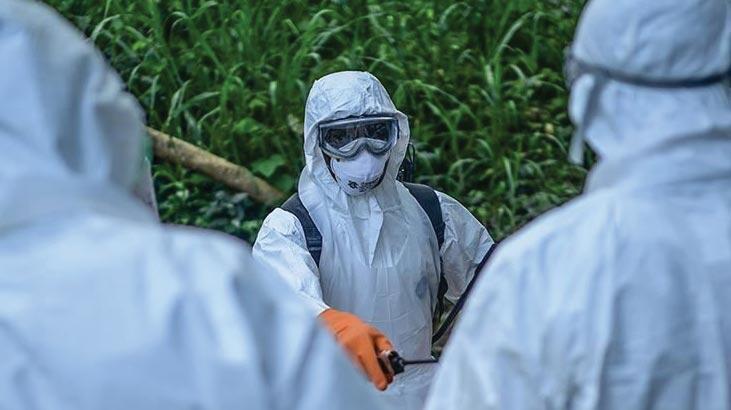 Ebola salgınında can kaybı artıyor