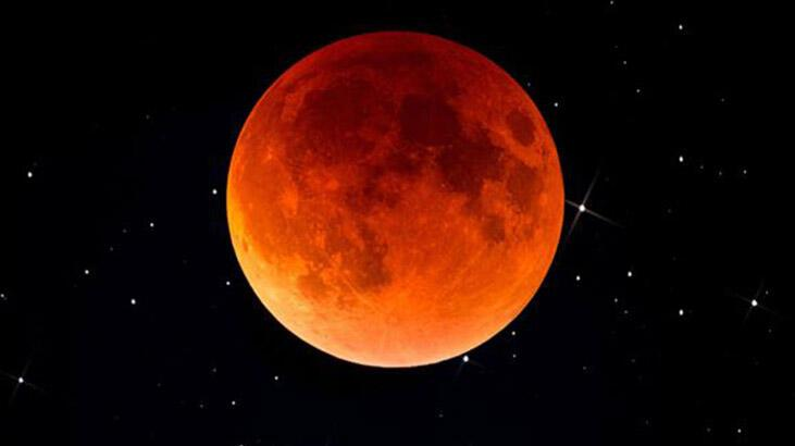Ay tutulması saat kaçta? Parçalı ay tutulması Türkiye'den izlenebilecek mi?