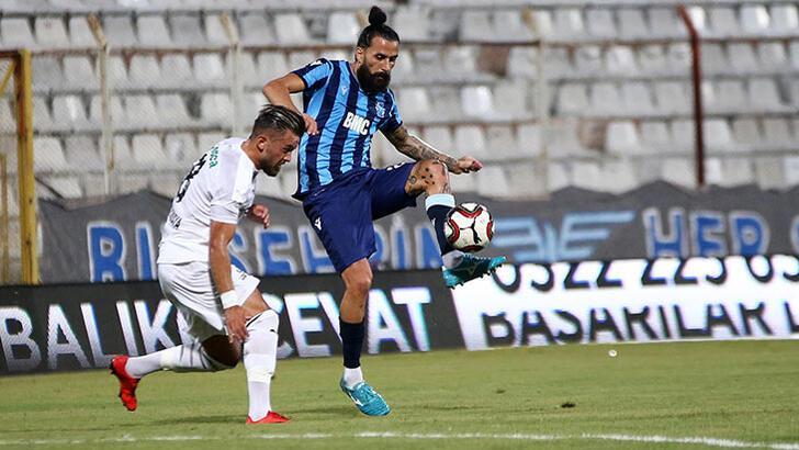 Adana Demirspor - Altay: 2-2