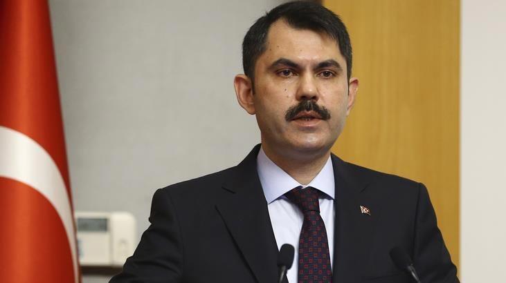 Bakan Murat Kurum'dan Gediz Havzası açıklaması