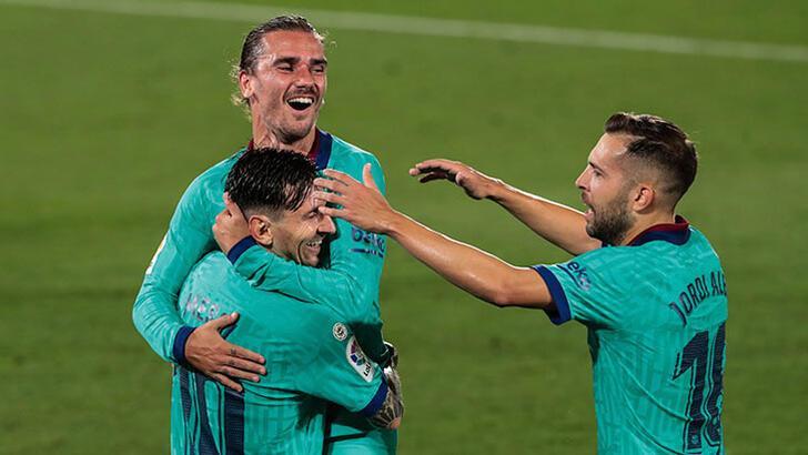 Villarreal - Barcelona: 1-4