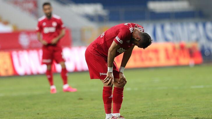 Sivasspor'un galibiyet hasreti