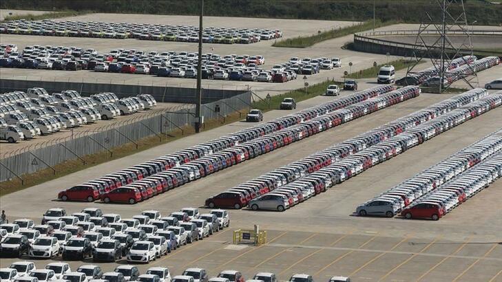 Amerika, Afrika ve Orta Doğu ülkelerine otomotiv ihracatı yükselişte