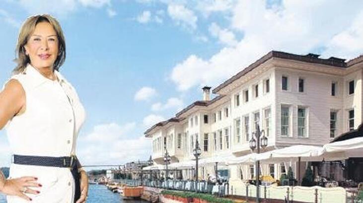 Ahu Aysal'ın oteli icradan satışa çıkacak!