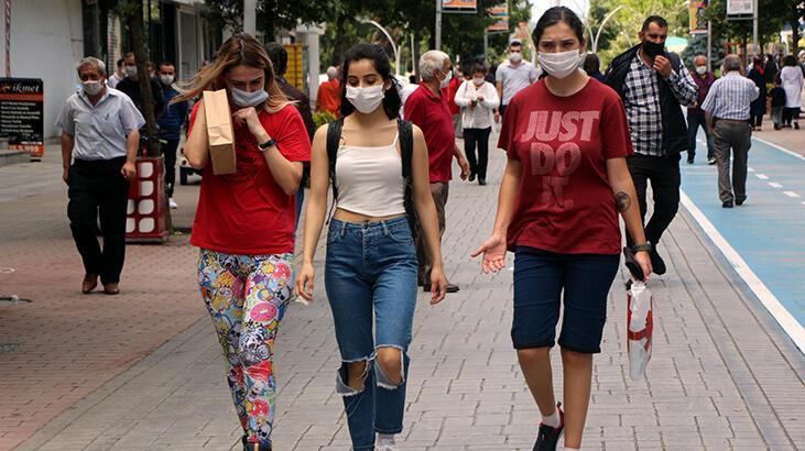 Bolu'da son 11 günde 458 kişiye maske cezası