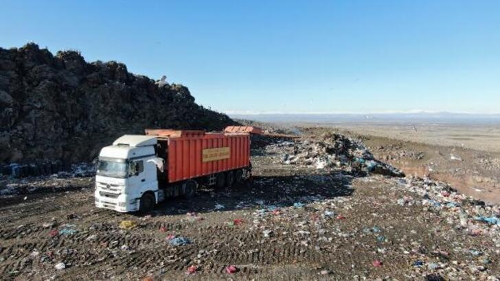 Diyarbakır'ın 25 yıldır süren çöp sorunu çözülüyor
