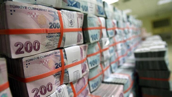 Hazine 8,1 milyar lira borçlandı