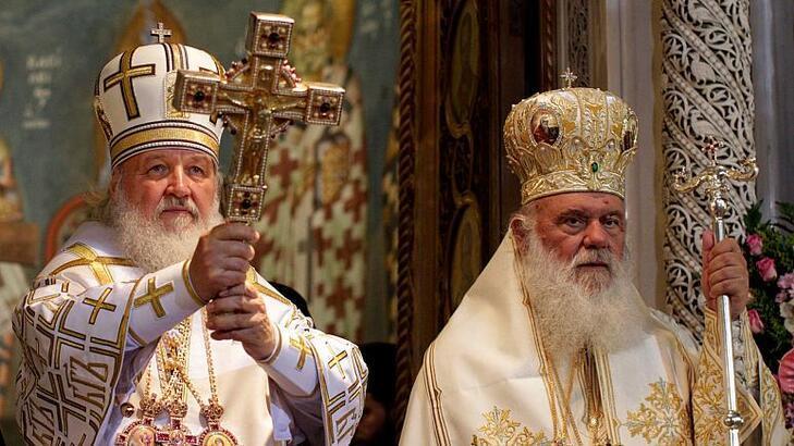 Son dakika! Yunanistan Başpiskoposu'ndan küstah 'Ayasofya' açıklaması