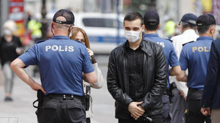 Son dakika: 'Polis maske cezası kesebilir mi?' EGM'den açıklama...