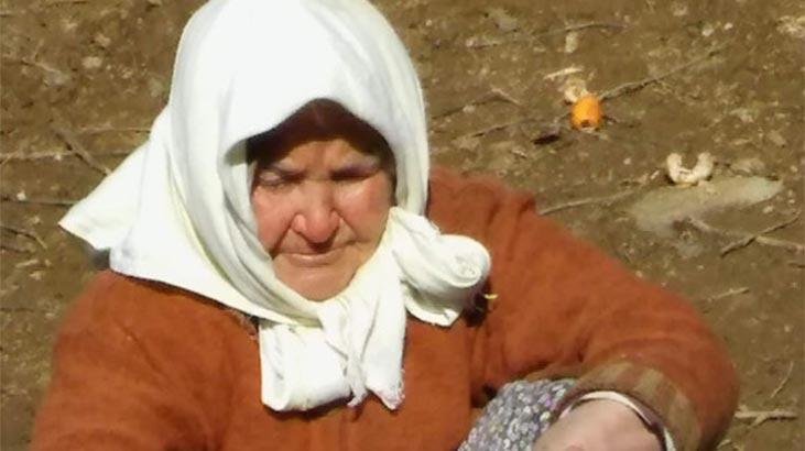 85 yaşındaki yaşlı kadının feci ölümü!