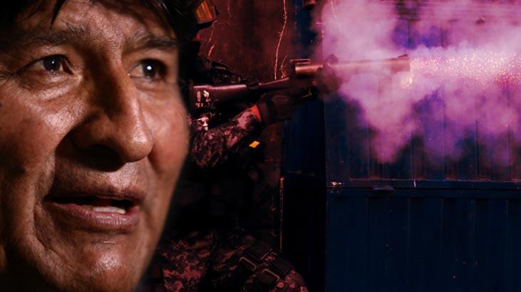 Evo Morales hakkında tutuklama kararı