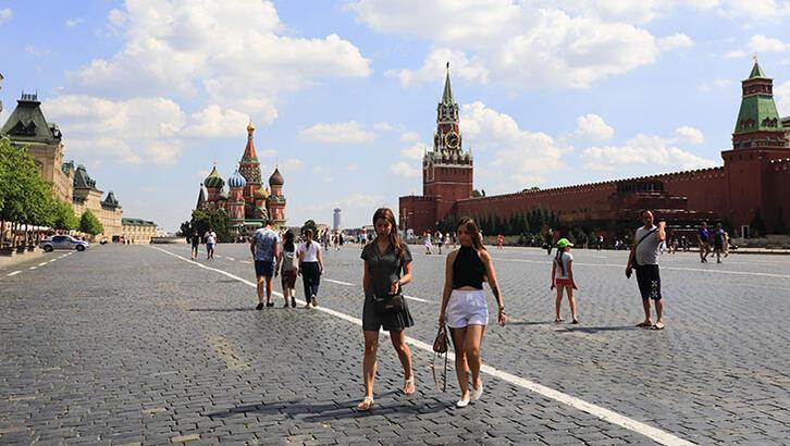 Rusya'da salgın durdurulamıyor