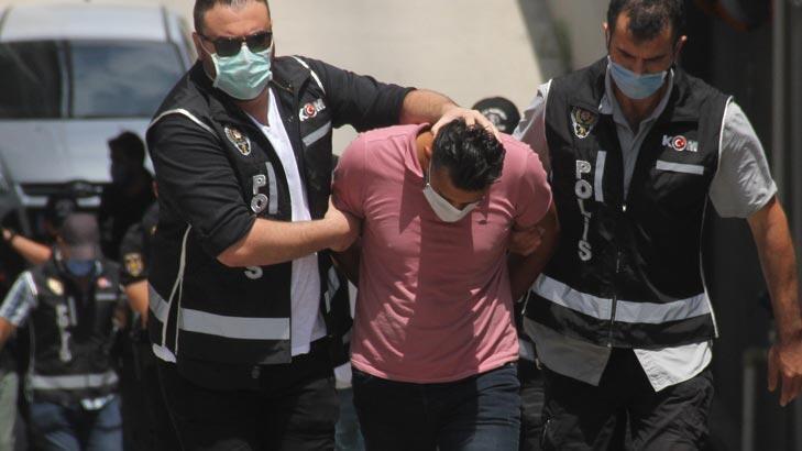 Arazi mafyasına 6 kişi tutuklandı!