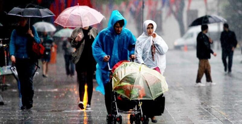 Hava durumu: İstanbul - Ankara - İzmir ve diğer iller! MGM'den sağanak uyarısı...