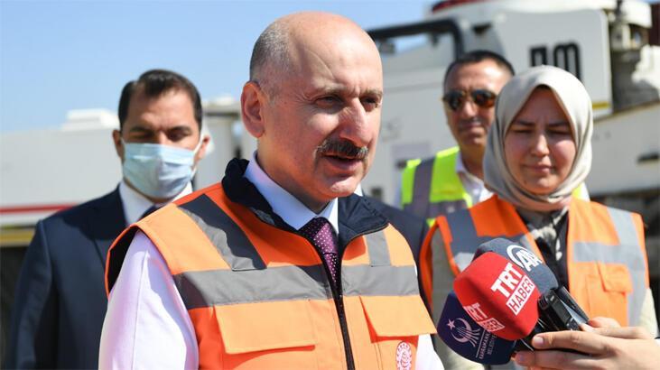 Ankara-Kahramankazan yolu en kısa sürede açılacak