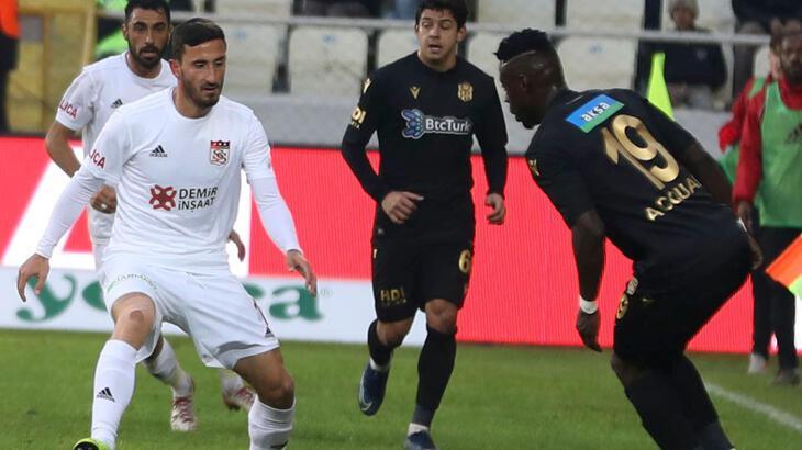 Yeni Malatyaspor yarın Sivasspor'a konuk olacak