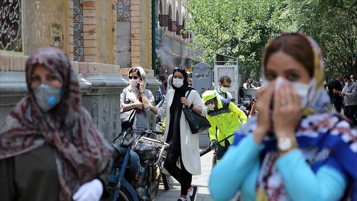 Son dakika: İran'da koronavirüsten rekor ölüm!