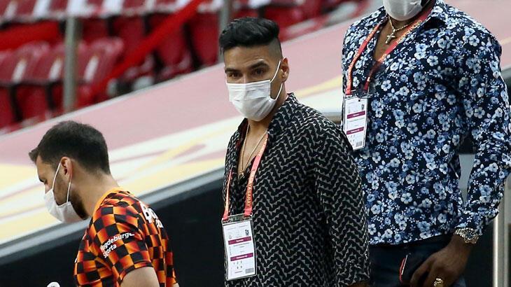 Son dakika haberler - Galatasaray'ın Alanya kadrosunda Falcao yok