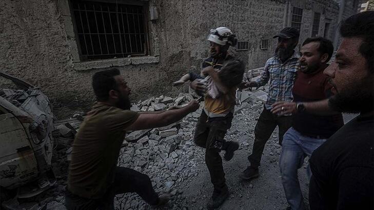 Son dakika... BM Suriye Araştırma Komisyonu: Esad rejimi İdlib'de savaş suçu işledi
