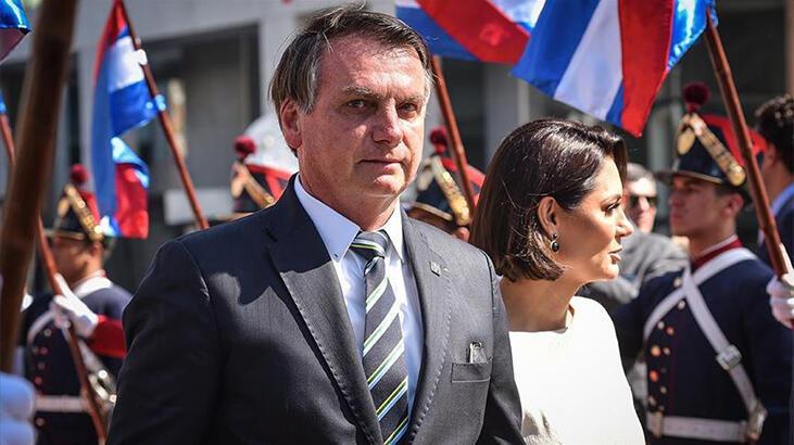 Ülke şokta! Bolsonaro'nun korona virüs testi pozitif çıktı!