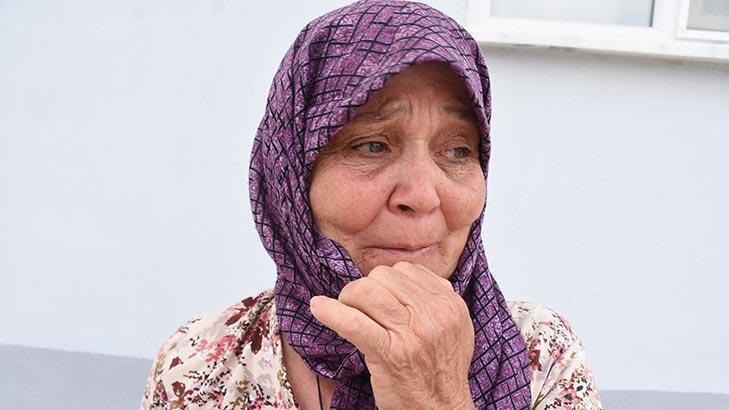 Gelibolu'da tarlaları yanan köylüler büyük üzüntü yaşadı!