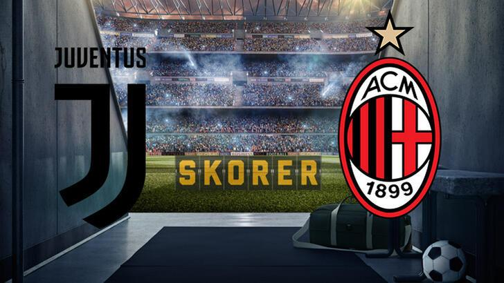 Milan-Juventus maçı saat kaçta hangi kanalda? Seri A'da dev mücadele...