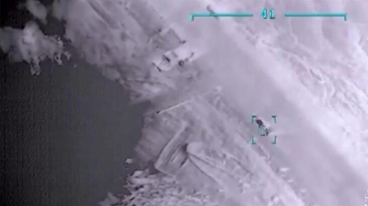 UMH'ye ait SİHA'lar Rus paralı askerlere ait savunma sistemini imha etti!