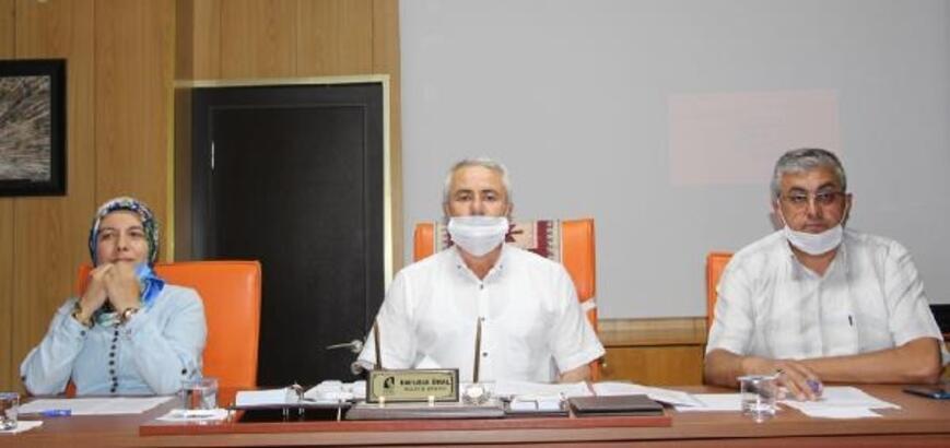 Bucak Belediyesi temmuz ayı meclis toplantısı