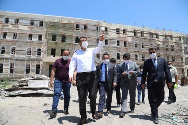 Sivas'a 43 yeni okul kazandırılacak