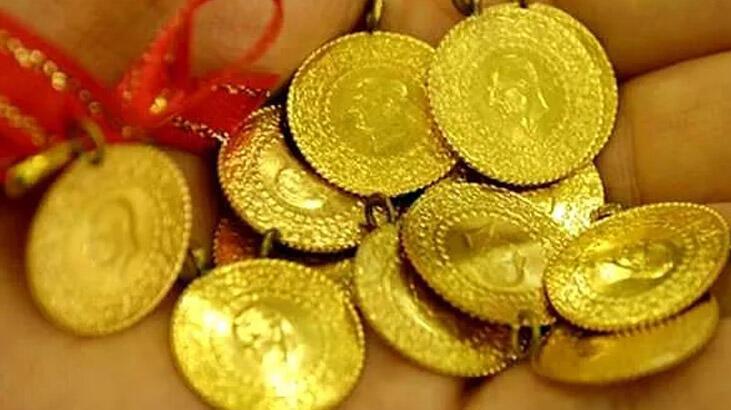Gram altın 400 lira seviyesinde dengelendi! 9 Temmuz Çeyrek,Yarım ve Tam altın fiyatları