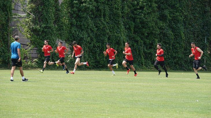 Gençlerbirliği, Göztepe maçının hazırlıklarına başladı