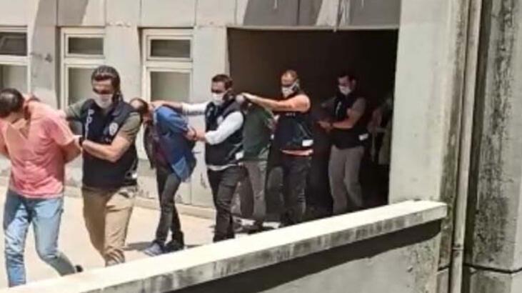 Ankara'da fuhuş operasyonu: 6 gözaltı
