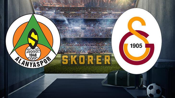 Alanyaspor-Galatasaray maçı saat kaçta hangi kanalda? Muhtemel 11'ler...