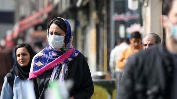 Son dakika... İran'da son 24 saatte 153 kişi corona virüsten öldü!