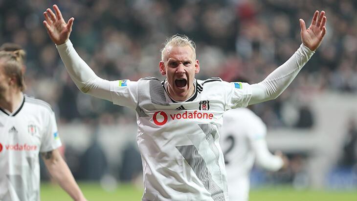 Domagoj Vida'nın menajerinden Beşiktaş'a ihtarname