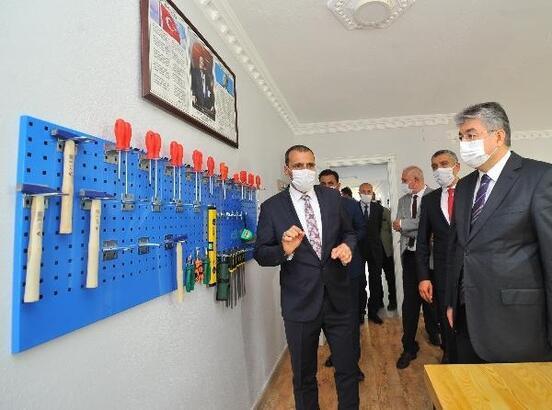 OsmaniyeTasarım Beceri Merkezi açıldı