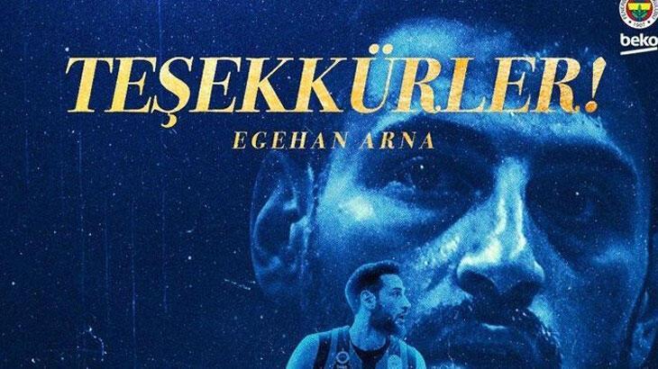 Son dakika haberler - Fenerbahçe'den ayrılan Egehan Arna Beşiktaş'la anlaştı