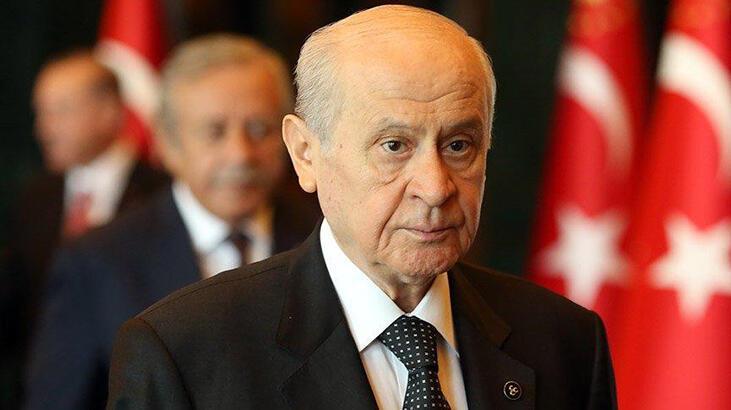 MHP Genel Başkanı Bahçeli'den teşkilatlara genelge: Kanun teklifiyle barolar demokratikleşecek