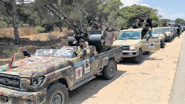 Rusya'dan Libya'da ateşkes çıkışı...