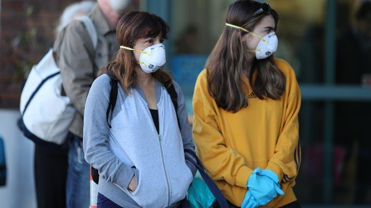 New Jersey'de maske takma zorunluluğu getirildi