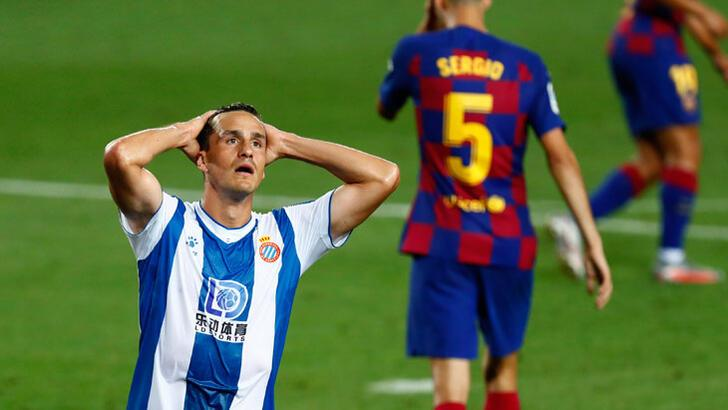 Barcelona-Espanyol: 1-0