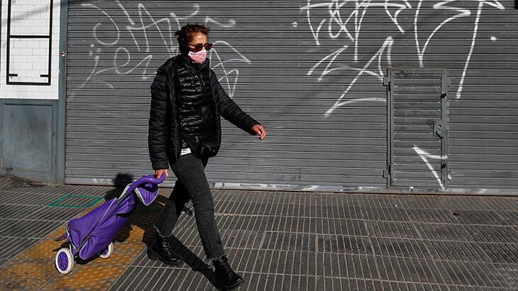 Arjantin'de son 24 saatte 3 bin 604 yeni corona virüs vakasına rastlandı