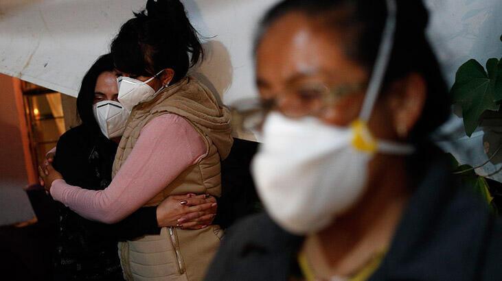 Koronavirüsten Brezilya'da 1223, Meksika'da 782, Hindistan'da 487 kişi öldü!
