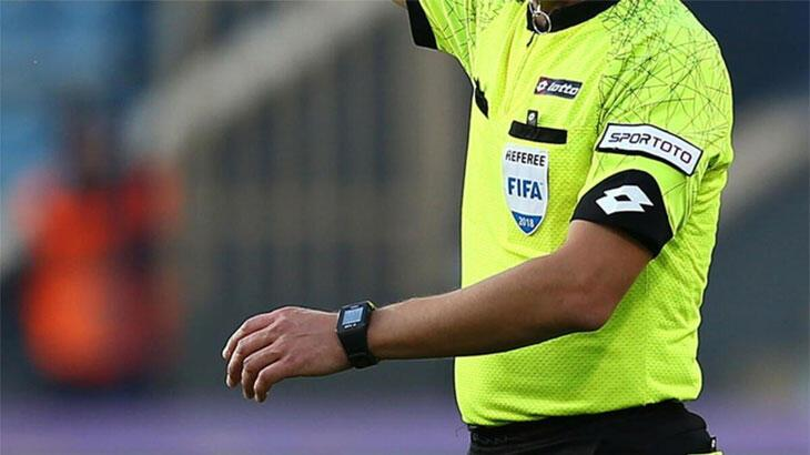 Son dakika | Süper Lig'de haftanın hakemleri açıklandı